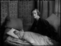 Lady Vivian with her son Nicholas, by Bassano Ltd - NPG x151990