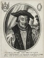 William Laud, by Unknown engraver - NPG D26707