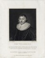 John Williams, by James Stow, after  Cornelius Johnson - NPG D26715