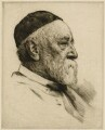George Frederic Watts, by Mortimer Luddington Menpes - NPG D32233