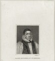 Ralph Brownrigg, by Thomas Wright - NPG D26744