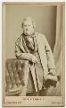Edward Matthew Ward, by London Stereoscopic & Photographic Company - NPG x38992