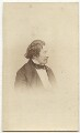 Chauncy Hare Townshend, by Unknown photographer - NPG x26941