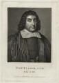 Thomas Fuller, after David Loggan, published by  William Richardson - NPG D26781