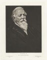 Robert Browning, after Sir William Blake Richmond - NPG D32237