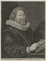 Gerardus Joannes Vossius, by Theodor Matham - NPG D26784