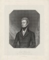 John Cust, 1st Earl Brownlow, by George B. Black - NPG D32238
