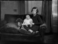 Philip Anthony Foxwood (né Philip Ali Fazil); Princess Kate Fazil (née Stevens), by Bassano Ltd - NPG x152041