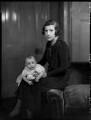 Philip Anthony Foxwood (né Philip Ali Fazil); Princess Kate Fazil (née Stevens), by Bassano Ltd - NPG x152042
