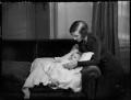 Philip Anthony Foxwood (né Philip Ali Fazil); Princess Kate Fazil (née Stevens), by Bassano Ltd - NPG x152043