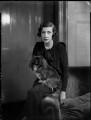 Princess Kate Fazil (née Stevens), by Bassano Ltd - NPG x152046