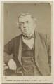 William Makepeace Thackeray, by (George) Herbert Watkins - NPG Ax46259