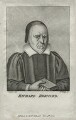 Richard Bernard, by E. Wright, published by  Richard Edwards, after  Wenceslaus Hollar - NPG D26829