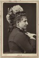 Lydia Thompson (Eliza Hodges Thompson), by Lock & Whitfield - NPG x26865