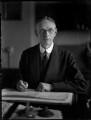 Edwin Charles Jubb, by Bassano Ltd - NPG x152059