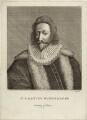 Sir Francis Windebank, by P. or S. Paul (Samuel de Wilde?) - NPG D26904