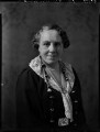 Hon. Henrietta Franklin (née Montagu), by Bassano Ltd - NPG x152091
