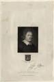 John Pym, by Edward Francis Finden - NPG D26912