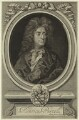 Henry Purcell, by Robert White, after  John Closterman - NPG D32252