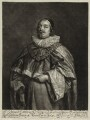 Edward Littleton, Baron Littleton, by Robert Williams, after  Sir Anthony van Dyck - NPG D26949