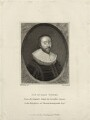 Sir Dudley Digges, by Henry Richard Cook, published by  Silvester Harding - NPG D26968