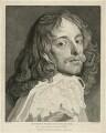 Robert Dormer, 1st Earl of Carnarvon, by Bernard Baron, after  Sir Anthony van Dyck - NPG D26997