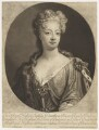 Sophia Dorothea, Queen of Prussia, by and published by John Smith, after  Johann Leonhard Hirschmann - NPG D9123