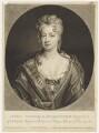 Sophia Dorothea, Queen of Prussia, by John Smith, after  Friedrich Wilhelm Weidemann - NPG D9124