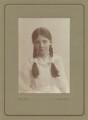 Hester Sassoon (née Gatty), by Rita Martin - NPG x45984