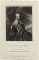 Robert Bertie, 1st Earl of Lindsey, by John Henry Robinson, published by  Harding & Lepard, after  Sir Anthony van Dyck - NPG D27031