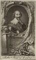 Robert Bertie, 1st Earl of Lindsey, after Cornelius Johnson - NPG D27035