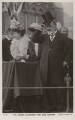 Queen Alexandra; King Edward VII, by David Knights-Whittome, published by  Rotary Photographic Co Ltd - NPG x87308