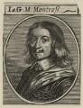 James Graham, 1st Marquess of Montrose, after Unknown artist - NPG D27060