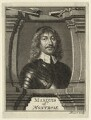 James Graham, 1st Marquess of Montrose, by François-Germain Aliamet, after  William Dobson - NPG D27061