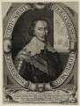 Sir John Penington, by Cornelis van Dalen, published by  Thomas Jenner - NPG D27074