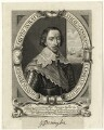 Sir John Penington, after Cornelis van Dalen, published by  William Richardson - NPG D27076