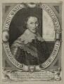 Sir John Penington, by Cornelis van Dalen, published by  Thomas Jenner - NPG D27077