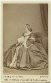 Harriet Elizabeth Georgiana Leveson-Gower (née Howard), Duchess of Sutherland, by Hills & Saunders - NPG Ax30376