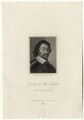 Thomas Fairfax, 3rd Lord Fairfax of Cameron, by Charles Pye, after  Samuel Cooper - NPG D27112