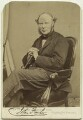 Sir John Fowler, 1st Bt, by John & Charles Watkins - NPG x28158