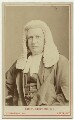 Sir James Fitzjames Stephen, 1st Bt, by London Stereoscopic & Photographic Company - NPG x32356