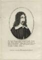 Edward Montagu, 2nd Earl of Manchester, published by William Richardson, after  Wenceslaus Hollar - NPG D27140