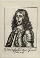 Sir Edward Massey, by R.S. - NPG D27148