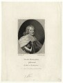 John Robartes, 1st Earl of Radnor, by William Nelson Gardiner, after  Silvester Harding, after  Sir Godfrey Kneller, Bt - NPG D27159