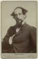 Charles Dickens, by London Stereoscopic & Photographic Company - NPG x36208