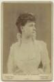 Frances Evelyn ('Daisy') Greville (née Maynard), Countess of Warwick, by Alfred Ellis & Walery - NPG x13497