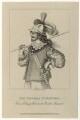 Sir Thomas Lunsford, by R. Cooper - NPG D27169