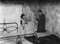 Maltilda Fischer; Richard Crossman, by Harold Tomlin, for  Daily Herald - NPG x88297