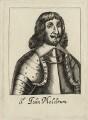 Sir John Meldrum, by R.S. - NPG D27179