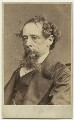 Charles Dickens, by John & Charles Watkins, published by  Samuel E. Poulton - NPG x14344